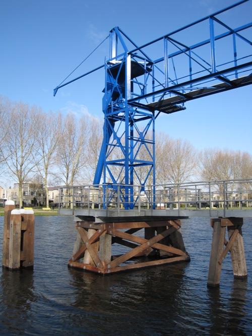Herstel Graansilosteiger Almere